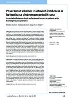 Association between local and systemic factors in patients with burning mouth syndrome